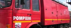 Pompieri aradeni în județul Caraş-Severin